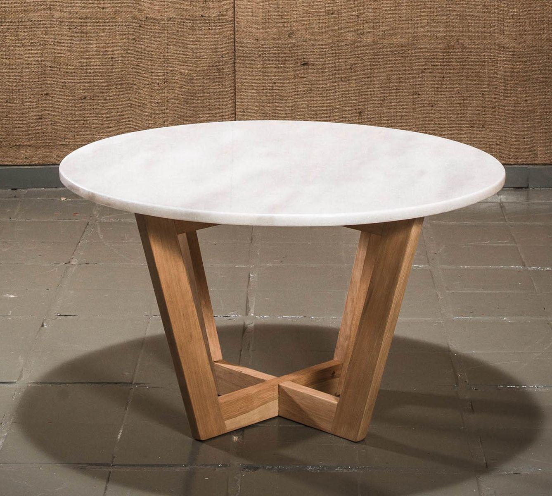 Marilyn Circular Carrara