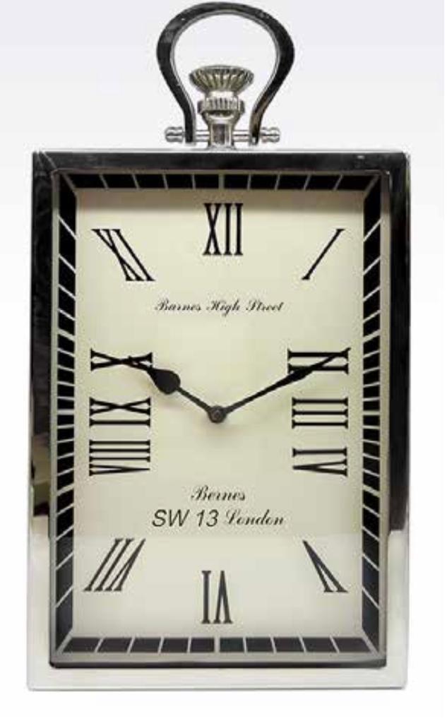 Reloj Westminster.