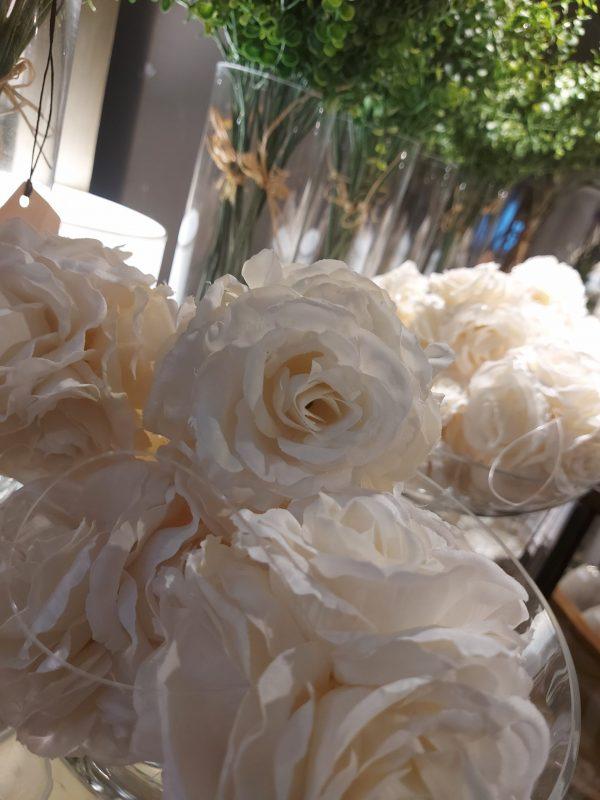 Bochas De Rosas Crema